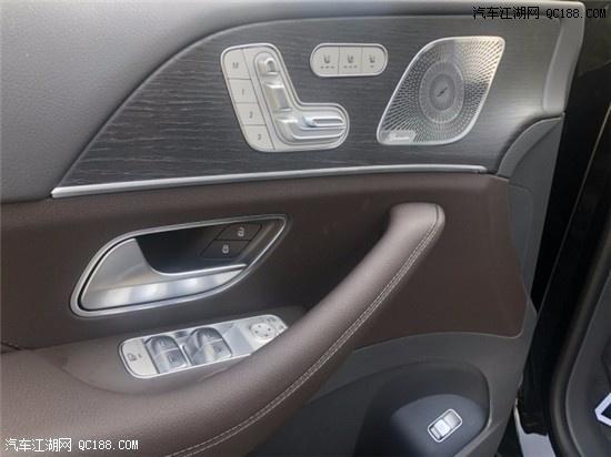 20款奔驰GLS450九速四驱美规版库房现车