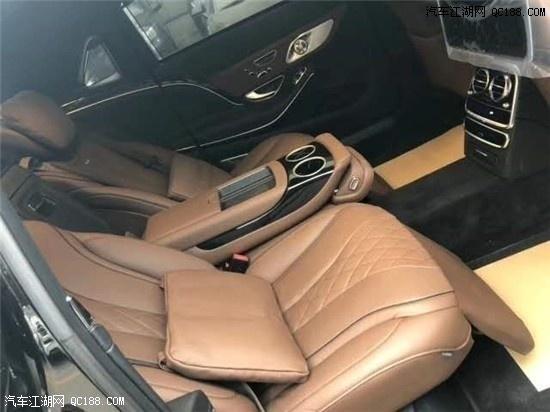 2020款全新美规奔驰迈巴赫S650天津现车