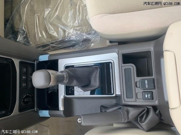 全新一代20款丰田普拉多4000昆明丰田专卖店