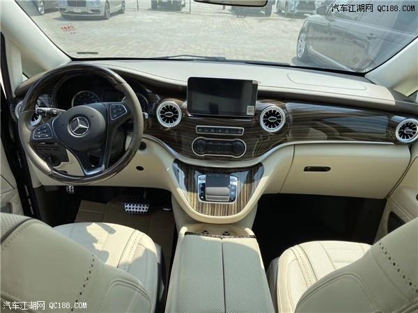 原装进口版20款奔驰V250改装版放纵自由云南现车