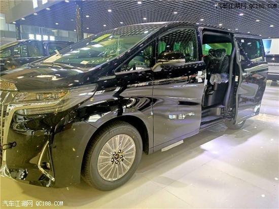 2020款丰田埃尔法报价及图片 高端奢华驾乘体验