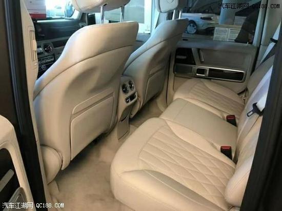 天津奔驰G550最新报价 带竞技杠多少钱