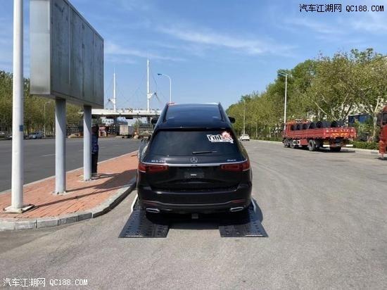 2款奔驰GLS450原装进口保税区现车直营价格优惠
