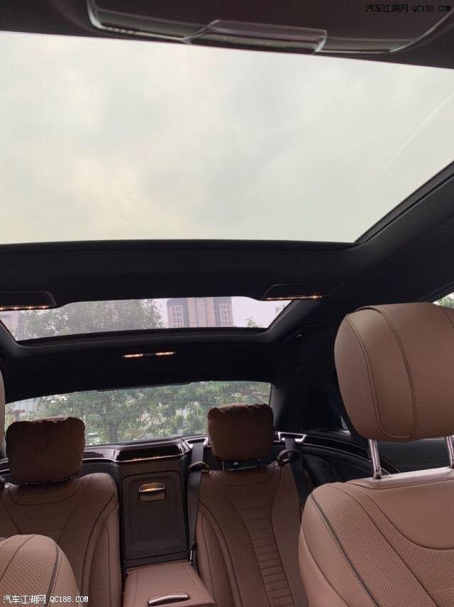 豪华顶级轿车奔驰S560迈巴赫云南大理现车特价打折促销