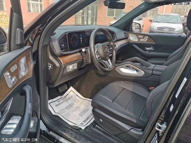 20款奔驰GLS450 昆明现车最低售价