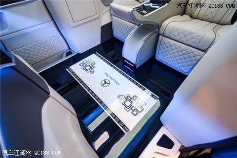 20款进口奔驰V250迈巴赫商务车普洱奔驰专卖专业改装