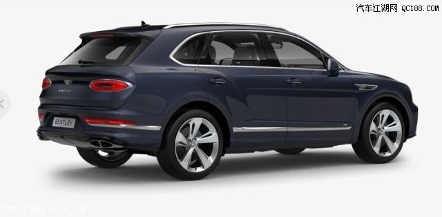 2021款宾利添越超豪华SUV价格行情价格