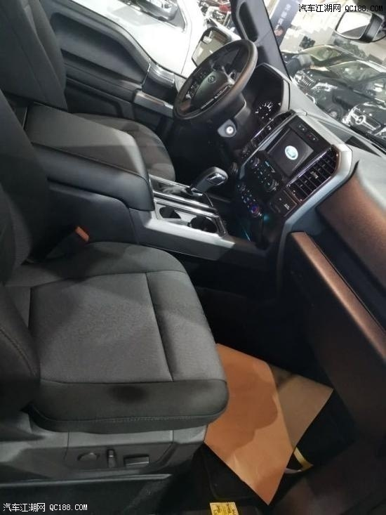 福特F150美式肌肉皮卡车 西安最低价销售全国
