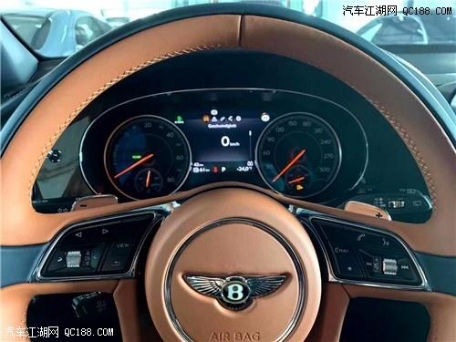 20款宾利添越现车价格多少钱 天津港口多少钱现车