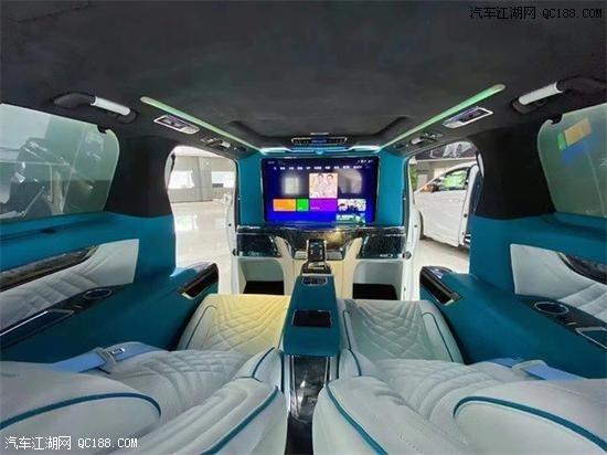 丰田埃尔法2020款蒙娜丽莎版星宿版昆明现车鉴赏