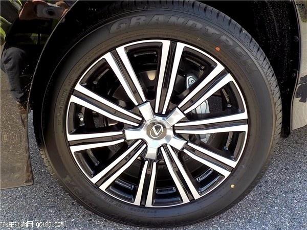中东版20款丰田雷克萨斯LX570港口本家现车
