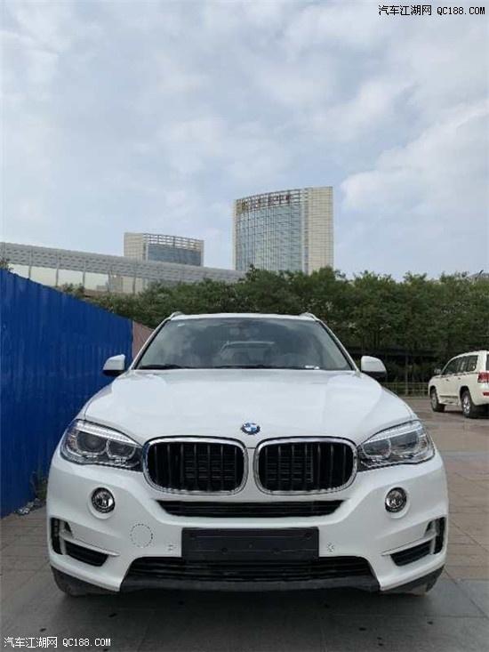18款中东版宝马X5 3.0T云南曲靖现车特惠价
