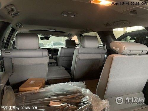 云南昆明首台20款丰田酷路泽5700劲敌国六排放红杉5.7