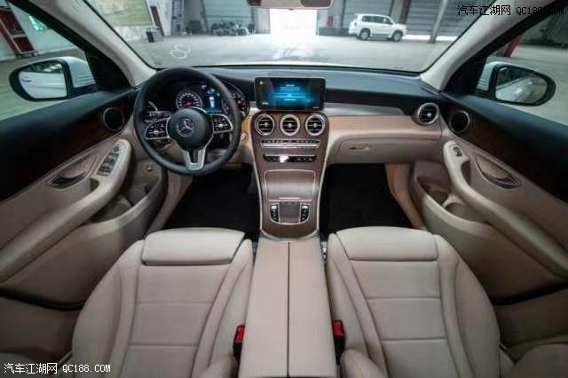 20款奔驰GLC300装备车身动态液压控制系统