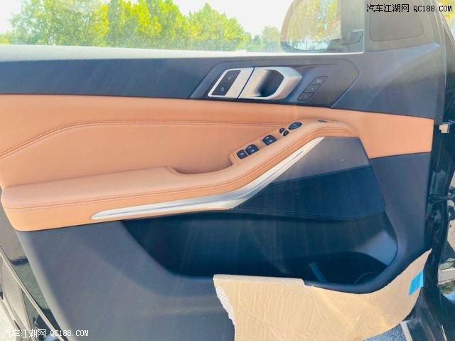 20款宝马X5中东版满配带水晶档把昆明现车71万清仓售