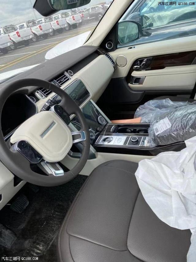20款揽胜行政3.0T汽油Vogue加长昆明国六现车168万预定