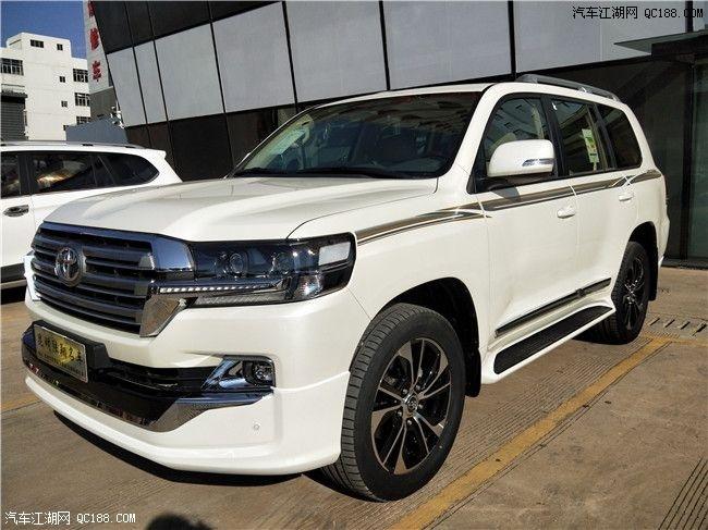 全新一代20款丰田酷路泽4000高保值率越野版纳特价在售