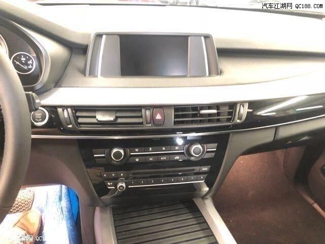18款中东版宝马X5 3.0T纯新车云南红河提车可分期