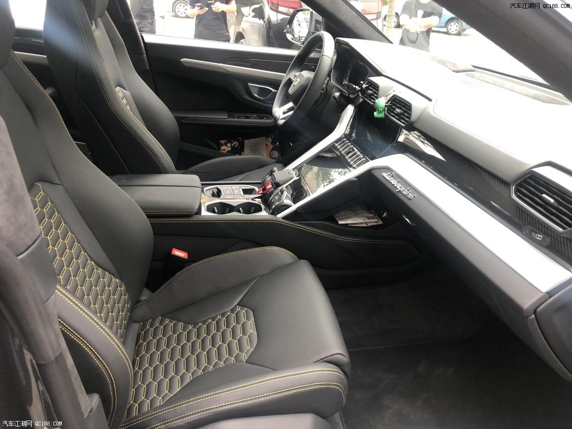 体验21款兰博基尼Urus价格,这是我见过最酷的SUV