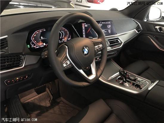 全新宝马X5配置丰富颜色齐全优惠促销
