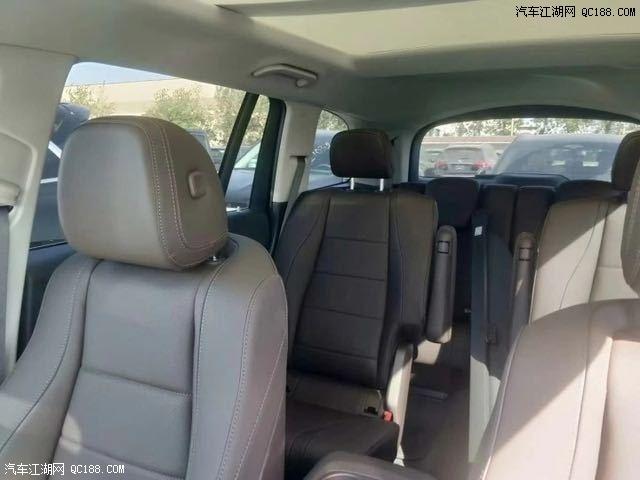 2020款全新国六奔驰GLS450越野商务云南最低价