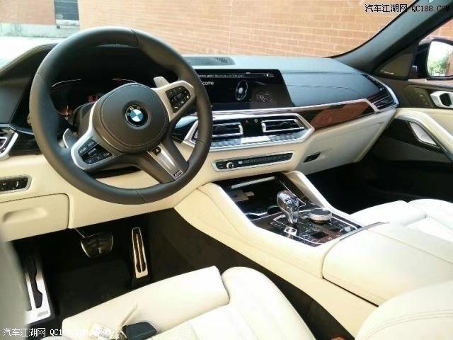 2021款宝马X6M运动现车到店接受预定全国分期