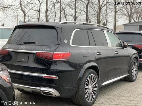 美规奔驰GLS600迈巴赫现车销售售价便宜卖全国