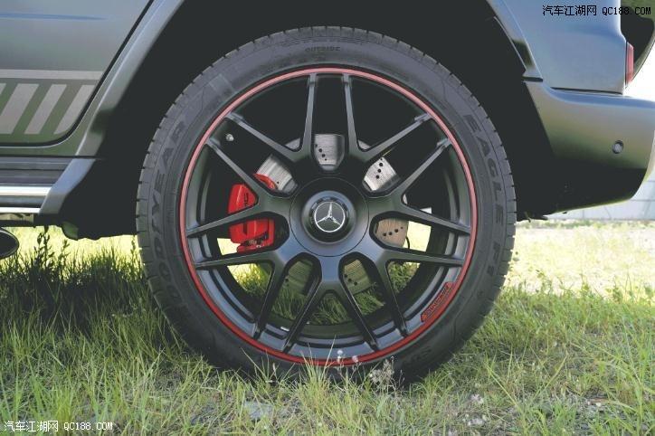 2021款梅赛德斯AMG G63报价及价格,除了贵哪都好