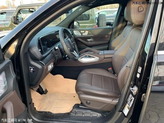 云南文山21款奔驰GLS450美规进口车报价 高端性能
