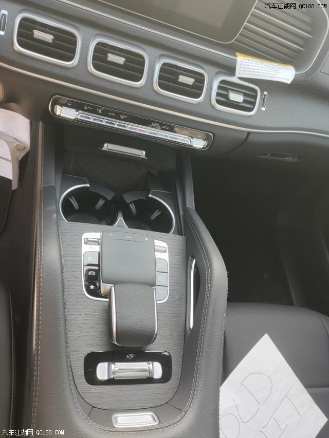 20款奔驰GLS450七座全景天窗21轮国六最新裸车价