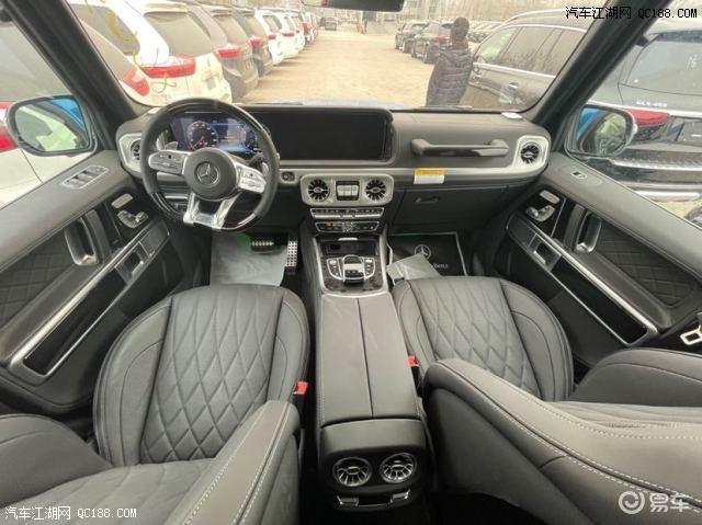 21款奔驰G63AMG国六昆明现车配置报价详情