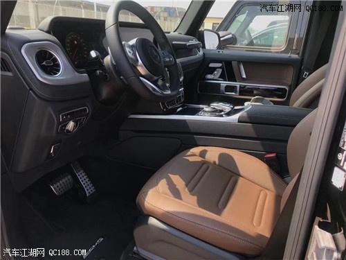 20款奔驰G350D柴油相比老款舒适度更高一些