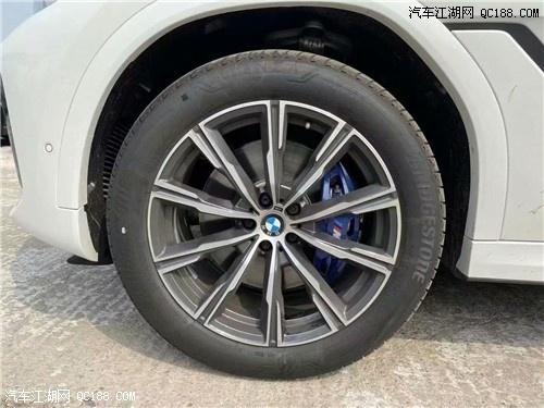 21款平行进口宝马X6现车价格优惠